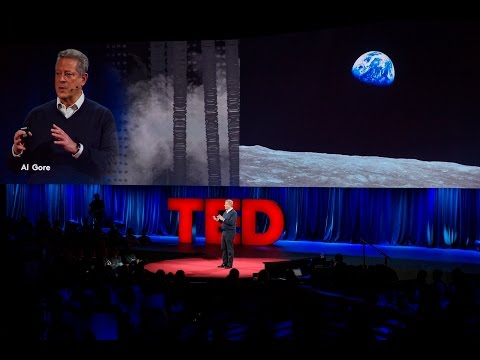 Al Gore, founder of The Climate Reality Project,