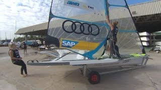 Sailing into the Olympic Games in Rio