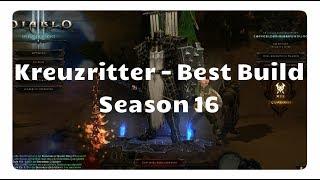 Diablo 3 - Kreuzritter: Best Build für Season 16 (Patch 2.6.4)