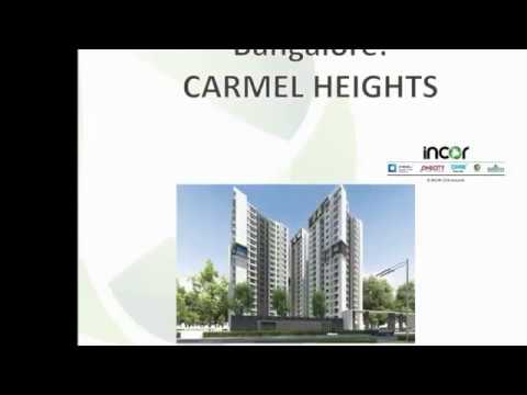 Incor Carmel Heights - Varthur Whitefield Bangalore - Pre Launch Project in Bangalore