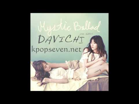 [MP3/DL] Davichi - Just The Two of Us (둘이서 한잔해) [2nd Album MYSTIC BALLAD Part.2]