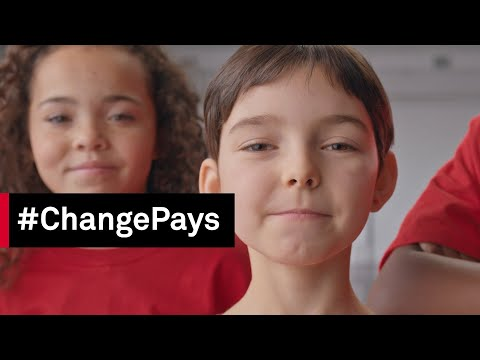 "#ChangePays ""Pie Chart"" video brings to life the data on the positive impact of diverse workforces."