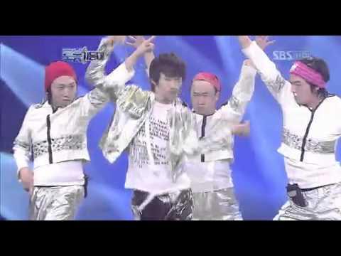 LeeTeuk  EunHyuk Dancing