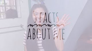 5 Facts About Me!   Roda Rose