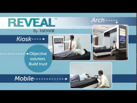 Introducing Reveal Mattress Recommendation System - Watch Video in English