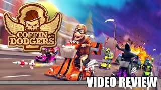 Review: Coffin Dodgers (PlayStation 4) - Defunct Games