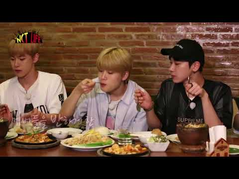 NCT Jung Jaehyun's Eating Compilation!
