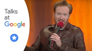 A Conversation with Conan O'Brien, presented by YouTube   Talks At Google