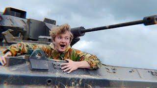 I Bought A Tank
