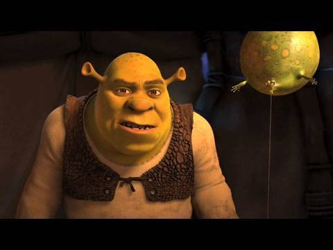 Shrek Forever After'