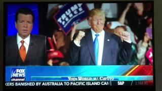 Neil Cavuto drops the mic on anti-Trump pundits