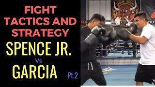 Errol Spence vs Mikey Garcia - Tall fighters on the outside and short on the inside, right?