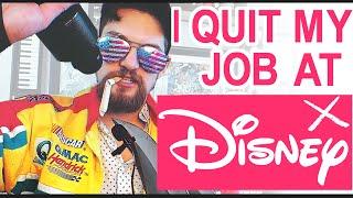 DONT YOU EVER GET A JOB AT DISNEY! NEVER EVER!
