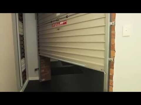 DuraRoll Steel Roller Garage Door
