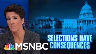 Brett Kavanaugh Vote Will Drive Political Backlash If History Is Guide | Rachel Maddow | MSNBC