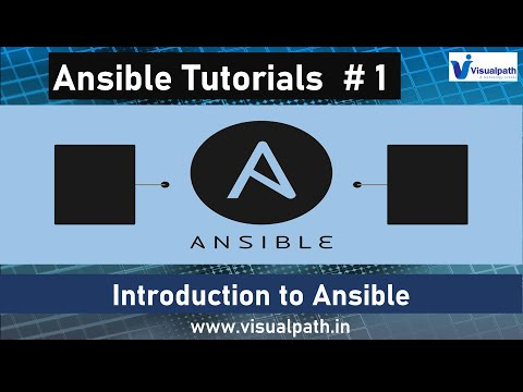 Introduction to Ansible | What is Ansible | DevOps Tools | Visualpath