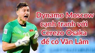 Văn Lâm được Dynamo Moscow để ý, Cerezo Osaka lo - Hà Nội FC vs Viettel