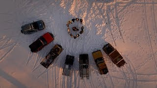 Land Rover 70th Anniversary - The Spirit of Adventure