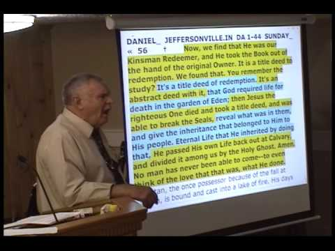 13-1211 - How Does God Predestinate Pt.46 (Our Inheritance) - Samuel Dale