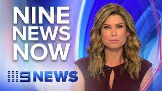 NZ Shooter Profile, Senator Anning, Tighter Security   Nine News Australia