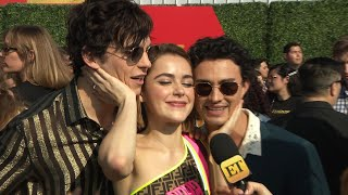 2019 MTV Movie & TV Awards: Kiernan Shipka (Full Interview)