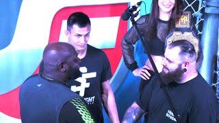 SlapFIGHT: Juggernaut - Super Heavyweight Tournament