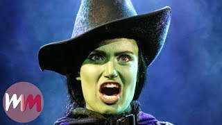 Top 10 Hardest Female Musical Roles