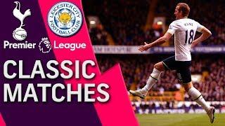 Tottenham v. Leicester City | PREMIER LEAGUE CLASSIC MATCH | 3/21/15 | NBC Sports