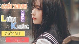 Nhạc Hay Gái Xinh Lung Linh 2019 | Nonstop Nhạc Trẻ Remix Gái Xinh Mới Nhất | P7