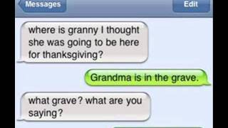 Hysterically Funny IPhone Autocorrect Fails Compilation