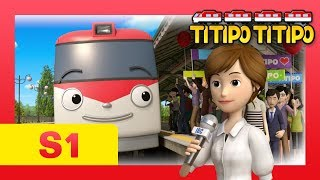 TITIPO S1 EP18 l Titipo becomes a TV star?! l TITIPO TITIPO