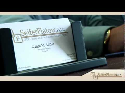 See this video to learn about Adam Seifer and Mathew Flatow of SeiferFlatow, PLLC and learn why you can put your trust in their legal services and experience