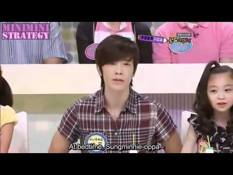 [Sub.Español] Porque Sungmin no tiene novia.