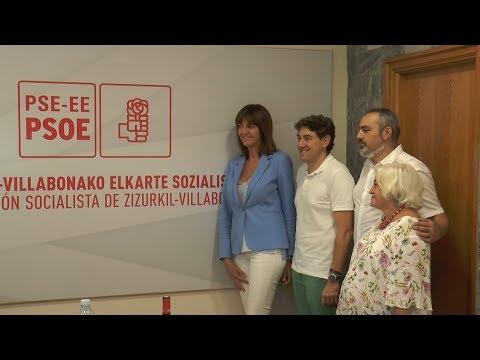 PSE-EEk Herriko Etxea ireki berri du Zizurkilen