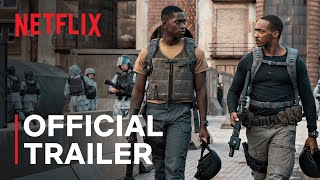 Outside the Wire | Official Trailer | Netflix