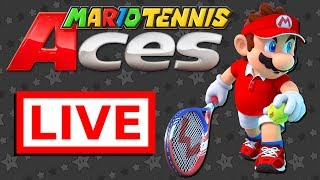 """MARIO TENNIS ACES HYPE!! Let's Have a """"Swinging"""" Good Time ;)"""