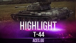 Превью: Т-44 в World of Tanks, 5 лет в строю!