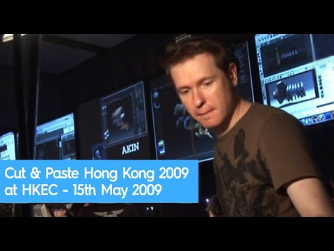Cut & Paste Hong Kong 2009 at HKEC