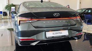2021 Hyundai Elantra - Exterior and interior Details (Perfect Sedan)
