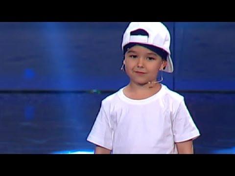 Fenómeno Fan | Un rapero de tan solo 5 años