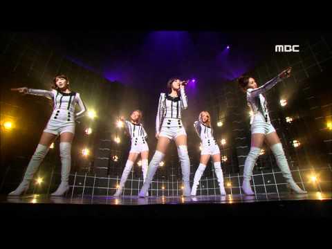 KARA : Jumping - 카라, 점핑, 쇼! 음악중심, 2010/12/04 - MBC