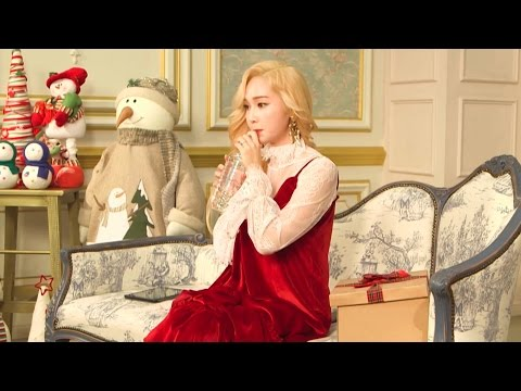 Jessica Jung 제시카 161209 Have yourself a merry little Christmas Vapp live