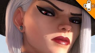 YOU'RE A PAIN IN MY ASHE! Overwatch Funny & Epic Moments 656