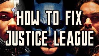 Film Fix: Justice League
