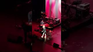 12.08.18 Cyndi Lauper with Robert Glasper perf Time After Time
