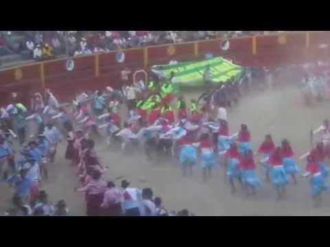 Carnaval Vencedores de Ayacucho 2013. La Mar 1er Puesto.