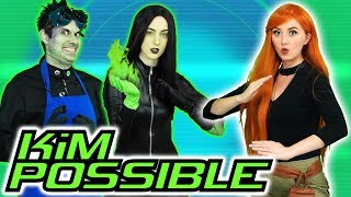 KIM POSSIBLE SAVES DISNEY PRINCESSES FROM SHEGO. (What Happened to Elsa and Belle?) Totally TV