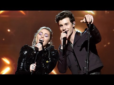 Miley Cyrus & Shawn Mendes - Islands in the Stream (Dolly Parton & Kenny Rogers Cover)