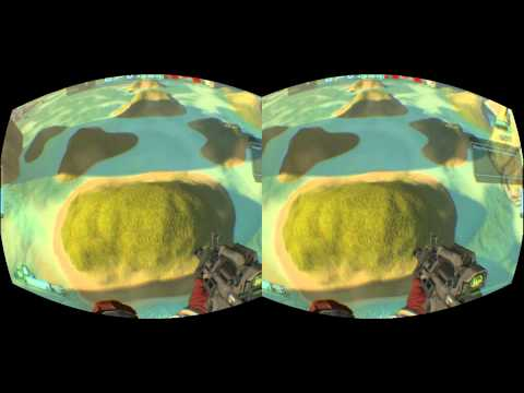 Tribes: Ascend with Oculus Rift by AnanasBe