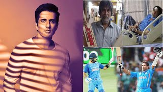 Sonu Sood offers help to bat repairer who fixed cricket ba..